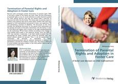 Bookcover of Termination of Parental Rights and Adoption in Foster Care