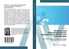 Portada del libro de Wissens- und Technologietransfer zwischen Hochschulen und Unternehmen