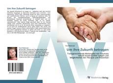 Bookcover of Um ihre Zukunft betrogen