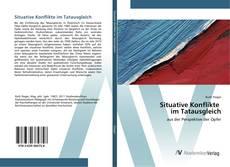 Bookcover of Situative Konflikte im Tatausgleich