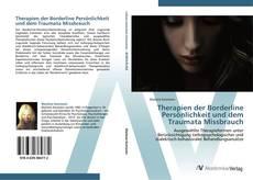 Capa do livro de Therapien der Borderline Persönlichkeit und dem Traumata Missbrauch