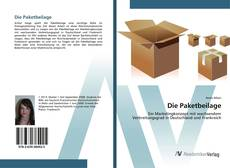 Bookcover of Die Paketbeilage