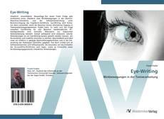 Обложка Eye-Writing