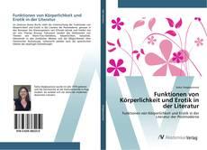 Bookcover of Funktionen von Körperlichkeit und Erotik in der Literatur
