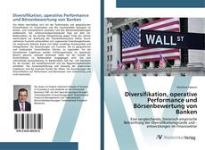 Bookcover of Diversifikation, operative Performance und Börsenbewertung von Banken