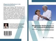 Capa do livro de Pflegerische Maßnahmen in der Schluckrehabilitation