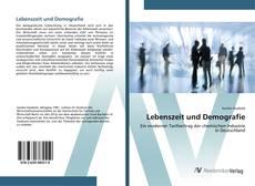 Capa do livro de Lebenszeit und Demografie
