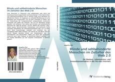 Bookcover of Blinde und sehbehinderte Menschen im Zeitalter des Web 2.0