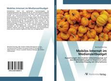 Capa do livro de Mobiles Internet im Medienzeitbudget