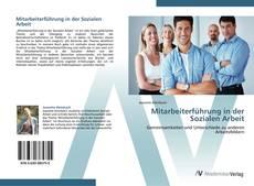 Mitarbeiterführung in der Sozialen Arbeit kitap kapağı