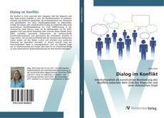 Buchcover von Dialog im Konflikt