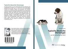 Portada del libro de Typische deutsche Stereotype