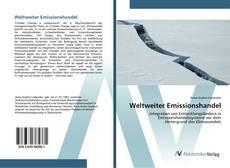 Buchcover von Weltweiter Emissionshandel