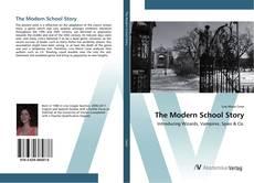 Buchcover von The Modern School Story