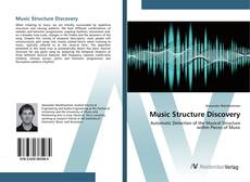 Bookcover of Music Structure Discovery