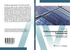 Buchcover von Tiefbrunnenpumpen mit Solarantrieb