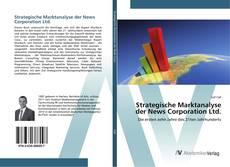 Buchcover von Strategische Marktanalyse der News Corporation Ltd.