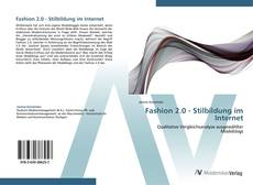 Обложка Fashion 2.0 - Stilbildung im Internet