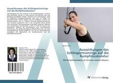 Bookcover of Auswirkungen des Schlingentrainings auf die Rumpfmuskulatur