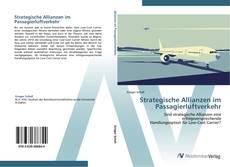 Buchcover von Strategische Allianzen im Passagierluftverkehr