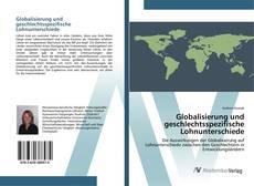 Capa do livro de Globalisierung und geschlechtsspezifische Lohnunterschiede