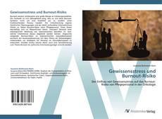 Bookcover of Gewissensstress und Burnout-Risiko