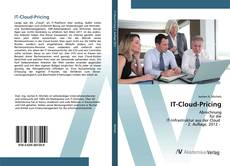 Bookcover of IT-Cloud-Pricing