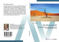 Buchcover von Der Klimawandel