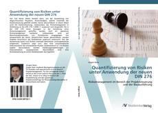 Bookcover of Quantifizierung von Risiken unter Anwendung der neuen DIN 276