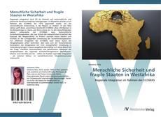 Buchcover von Menschliche Sicherheit und fragile Staaten in Westafrika