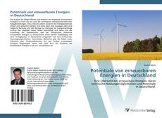 Buchcover von Potentiale von erneuerbaren Energien in Deutschland