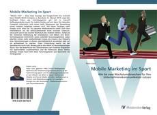 Mobile Marketing im Sport kitap kapağı