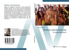 Buchcover von Marken und Emotionen