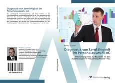 Capa do livro de Diagnostik von Lernfähigkeit im Personalauswahl-AC