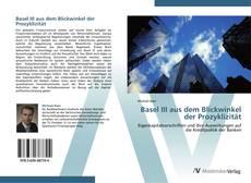 Portada del libro de Basel III aus dem Blickwinkel der Prozyklizität