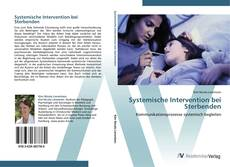 Capa do livro de Systemische Intervention bei Sterbenden