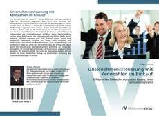 Bookcover of Unternehmenssteuerung mit Kennzahlen im Einkauf