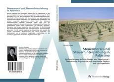 Bookcover of Steuermoral und Steuerhinterziehung in Palästina