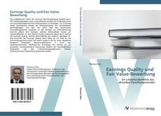 Borítókép a  Earnings Quality und Fair Value-Bewertung - hoz