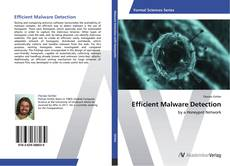 Bookcover of Efficient Malware Detection