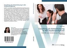 Portada del libro de Coaching als Unterstützung in der Studienendphase
