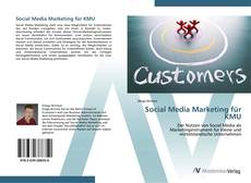 Portada del libro de Social Media Marketing für KMU