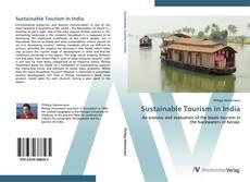 Buchcover von Sustainable Tourism in India