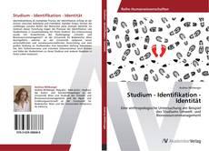 Capa do livro de Studium - Identifikation - Identität