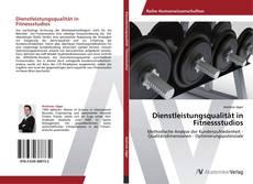 Buchcover von Dienstleistungsqualität in Fitnessstudios
