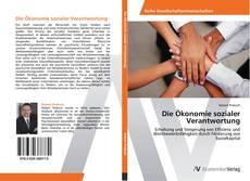 Buchcover von Die Ökonomie sozialer Verantwortung