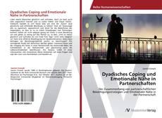 Capa do livro de Dyadisches Coping und Emotionale Nähe in Partnerschaften