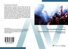 Bookcover of Faszination Festival
