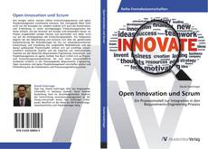 Buchcover von Open Innovation und Scrum