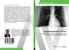 Bookcover of Lungentoxizität In Vitro